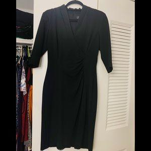 Black dress size 4 work formal professional